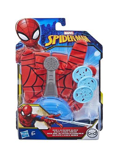 Spider-Man Spider-Man Ağ Fırlatan Eldiven  Renkli